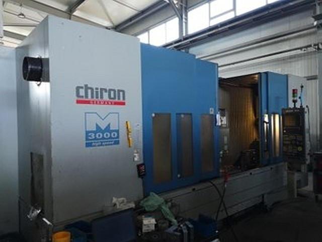 Frezarka Chiron Mill 3000